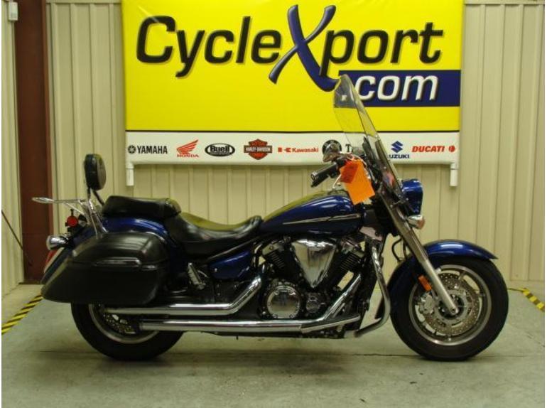2007 Yamaha XVS13CTW/C 102927780 thumbnail1