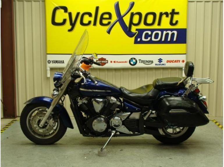 2007 Yamaha XVS13CTW/C 102927780 thumbnail2