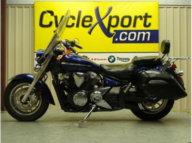 2007 Yamaha XVS13CTW/C 102927780 thumbnail3