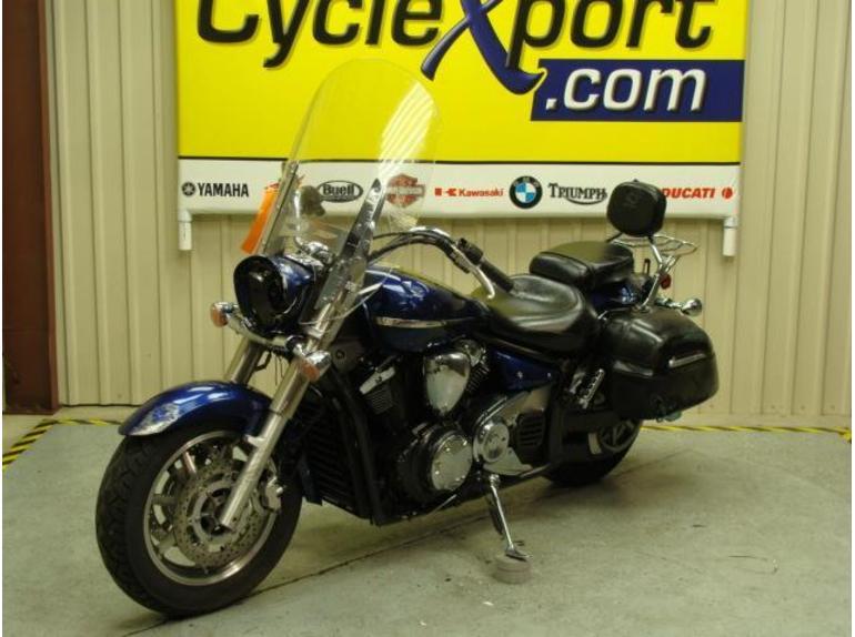2007 Yamaha XVS13CTW/C 102927780 thumbnail4