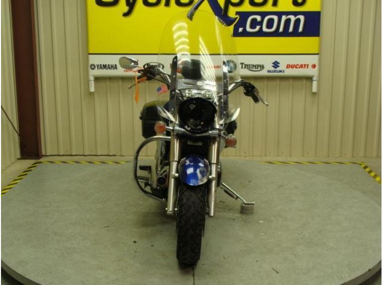 2007 Yamaha XVS13CTW/C 102927780 thumbnail5