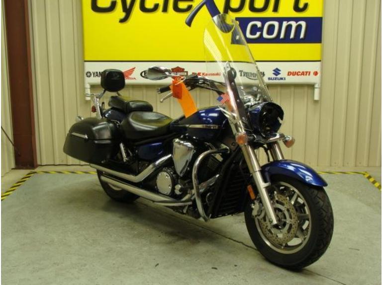 2007 Yamaha XVS13CTW/C 102927780 thumbnail9