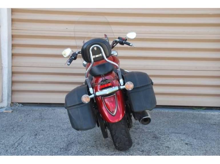 2007 Yamaha V-star XVS1300 106921385 thumbnail17
