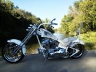 2010 Big Dog Motorcycles Chopper Softail