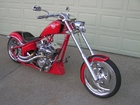 2005 Big Dog Motorcycles Chopper Softail