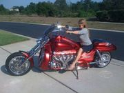 2005 Boss Hoss Custom