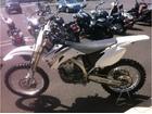 2007 Yamaha YZ 450F