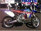 2011 Yamaha YZ 450F