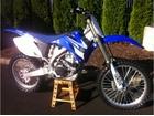 2008 Yamaha YZ 450F