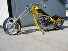 2007 AMERICAN IRONHORSE Legend Softail