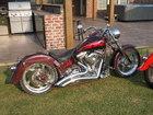 1999 American Ironhorse Thunder